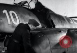 Image of ME-262 aircraft training Germany, 1944, second 11 stock footage video 65675030704