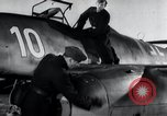 Image of ME-262 aircraft training Germany, 1944, second 12 stock footage video 65675030704
