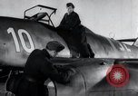 Image of ME-262 aircraft training Germany, 1944, second 13 stock footage video 65675030704