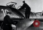 Image of ME-262 aircraft training Germany, 1944, second 15 stock footage video 65675030704