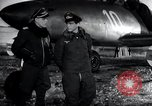 Image of ME-262 aircraft training Germany, 1944, second 57 stock footage video 65675030704
