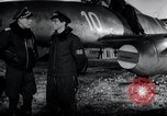 Image of ME-262 aircraft training Germany, 1944, second 61 stock footage video 65675030704