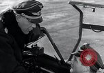 Image of ME-262 aircraft cockpit instruction Germany, 1944, second 5 stock footage video 65675030705