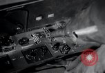 Image of ME-262 aircraft cockpit instruction Germany, 1944, second 10 stock footage video 65675030705
