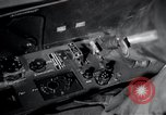 Image of ME-262 aircraft cockpit instruction Germany, 1944, second 12 stock footage video 65675030705