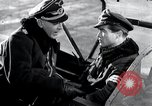 Image of ME-262 aircraft cockpit instruction Germany, 1944, second 29 stock footage video 65675030705