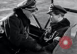 Image of ME-262 aircraft cockpit instruction Germany, 1944, second 32 stock footage video 65675030705