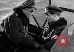 Image of ME-262 aircraft cockpit instruction Germany, 1944, second 34 stock footage video 65675030705