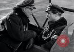 Image of ME-262 aircraft cockpit instruction Germany, 1944, second 36 stock footage video 65675030705