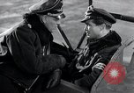 Image of ME-262 aircraft cockpit instruction Germany, 1944, second 37 stock footage video 65675030705