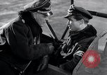 Image of ME-262 aircraft cockpit instruction Germany, 1944, second 39 stock footage video 65675030705