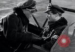 Image of ME-262 aircraft cockpit instruction Germany, 1944, second 41 stock footage video 65675030705