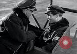 Image of ME-262 aircraft cockpit instruction Germany, 1944, second 46 stock footage video 65675030705