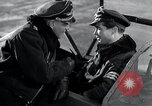 Image of ME-262 aircraft cockpit instruction Germany, 1944, second 52 stock footage video 65675030705