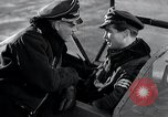 Image of ME-262 aircraft cockpit instruction Germany, 1944, second 53 stock footage video 65675030705
