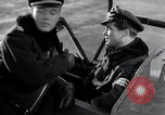 Image of ME-262 aircraft cockpit instruction Germany, 1944, second 54 stock footage video 65675030705
