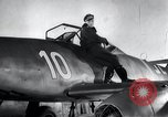 Image of ME-262 aircraft cockpit instruction Germany, 1944, second 56 stock footage video 65675030705