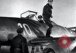 Image of ME-262 aircraft cockpit instruction Germany, 1944, second 57 stock footage video 65675030705