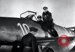 Image of ME-262 aircraft cockpit instruction Germany, 1944, second 60 stock footage video 65675030705