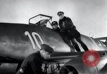 Image of ME-262 aircraft cockpit instruction Germany, 1944, second 61 stock footage video 65675030705