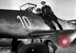Image of ME-262 aircraft cockpit instruction Germany, 1944, second 62 stock footage video 65675030705