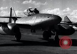 Image of ME-262 aircraft training Germany, 1944, second 59 stock footage video 65675030706