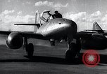 Image of ME-262 aircraft training Germany, 1944, second 60 stock footage video 65675030706