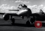 Image of ME-262 aircraft training Germany, 1944, second 61 stock footage video 65675030706