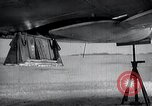 Image of ME-262 aircraft up on maintenance stands Germany, 1943, second 39 stock footage video 65675030710