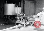 Image of German rocket engine Germany, 1942, second 21 stock footage video 65675030726