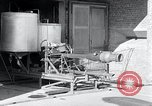 Image of German rocket engine Germany, 1942, second 24 stock footage video 65675030726