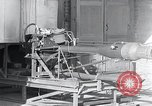 Image of German rocket engine Germany, 1942, second 34 stock footage video 65675030726