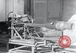 Image of German rocket engine Germany, 1942, second 35 stock footage video 65675030726