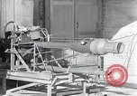 Image of German rocket engine Germany, 1942, second 37 stock footage video 65675030726