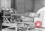 Image of German rocket engine Germany, 1942, second 38 stock footage video 65675030726