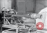 Image of German rocket engine Germany, 1942, second 40 stock footage video 65675030726