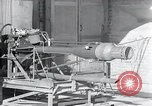 Image of German rocket engine Germany, 1942, second 42 stock footage video 65675030726