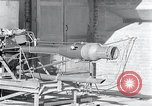 Image of German rocket engine Germany, 1942, second 43 stock footage video 65675030726