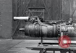Image of German BMW-003 A-1 jet engine  Germany, 1944, second 30 stock footage video 65675030730