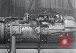 Image of German BMW-003 A-1 jet engine  Germany, 1944, second 34 stock footage video 65675030730