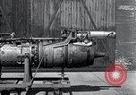 Image of German BMW-003 A-1 jet engine  Germany, 1944, second 61 stock footage video 65675030730