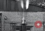 Image of Inverted German rocket engine test Germany, 1942, second 23 stock footage video 65675030732