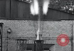 Image of Inverted German rocket engine test Germany, 1942, second 26 stock footage video 65675030732