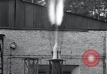 Image of Inverted German rocket engine test Germany, 1942, second 27 stock footage video 65675030732