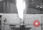 Image of Inverted German rocket engine test Germany, 1942, second 28 stock footage video 65675030732