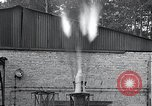 Image of Inverted German rocket engine test Germany, 1942, second 29 stock footage video 65675030732