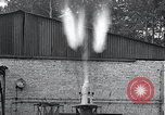 Image of Inverted German rocket engine test Germany, 1942, second 31 stock footage video 65675030732
