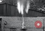 Image of Inverted German rocket engine test Germany, 1942, second 35 stock footage video 65675030732