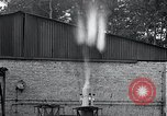 Image of Inverted German rocket engine test Germany, 1942, second 36 stock footage video 65675030732