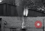 Image of Inverted German rocket engine test Germany, 1942, second 40 stock footage video 65675030732